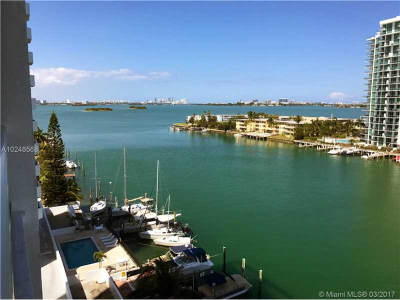 Real Estate For Rent 7929   West Dr #802 North Bay Village  FL 33141 - Blue Bay Tower Condo