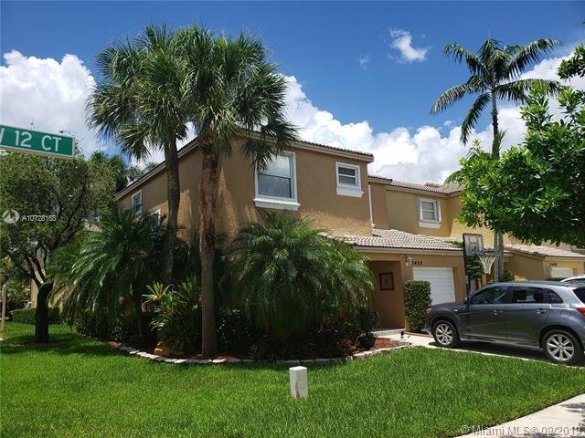 15455 NW 12th Ct 15455, Pembroke Pines, FL, 33028