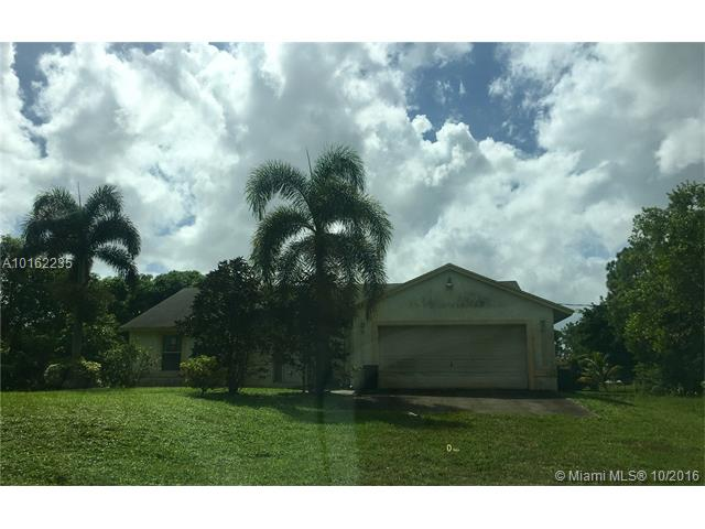 West Palm Beach Single Family A10162235