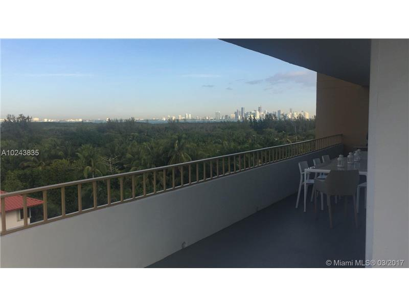 Real Estate For Rent 155   Ocean Lane Dr #801 Key Biscayne  FL 33149 - Commodore Club West Condo