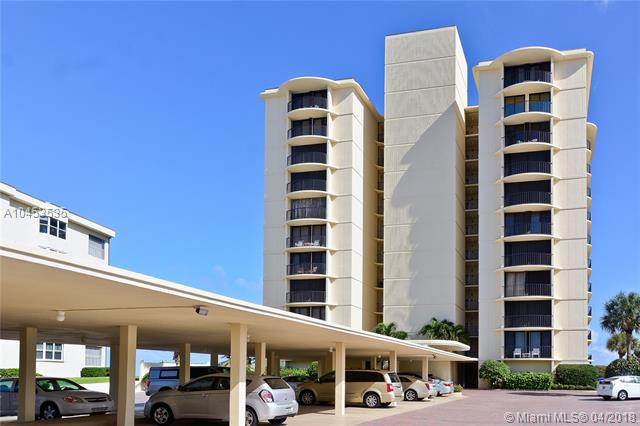 Ocean Towers - Tequesta - A10453535