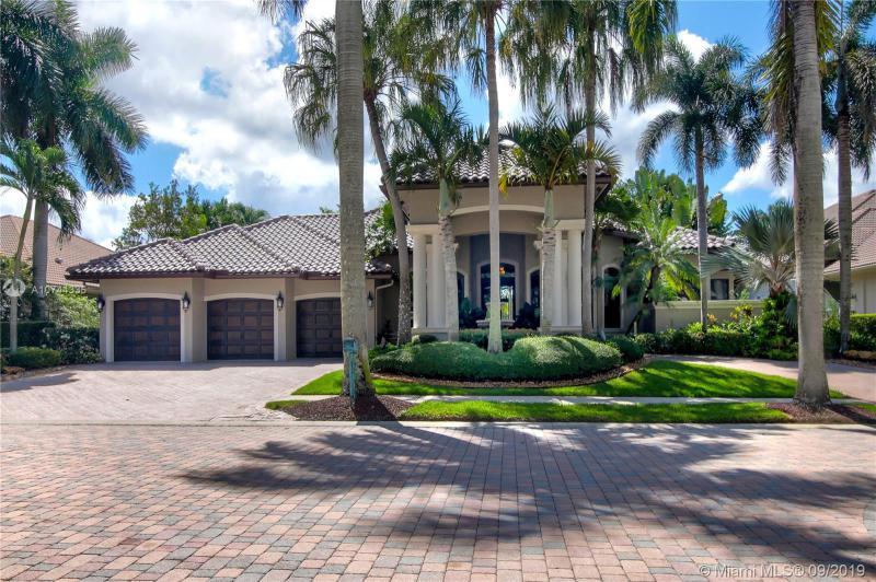 2538  Royal Palm Way,  Weston, FL