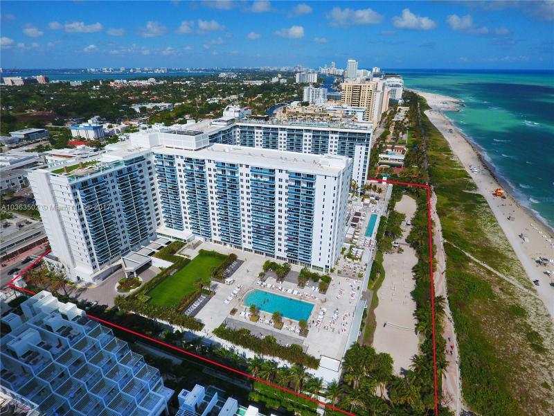 Apartamentos de lujo en Miami Beach