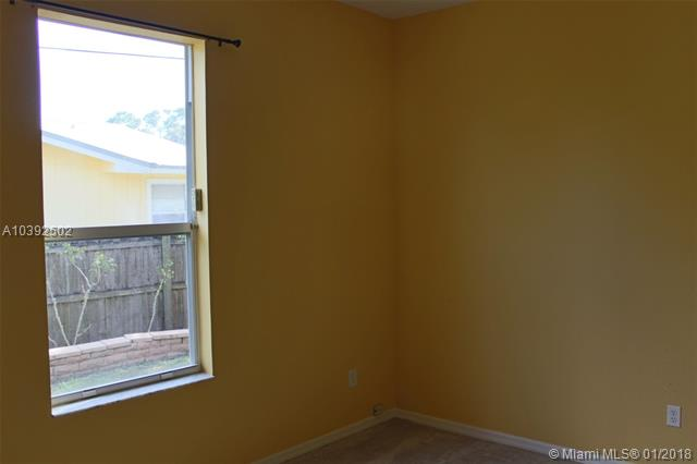 PORT ST LUCIE SECTION 27 REALTY