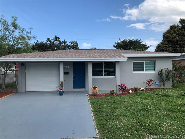 420 NW 51st Ct , Oakland Park, FL 33309-3223
