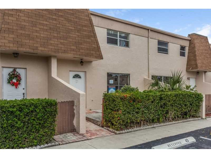 1700 80th Ave  Unit 102, Margate, FL 33063