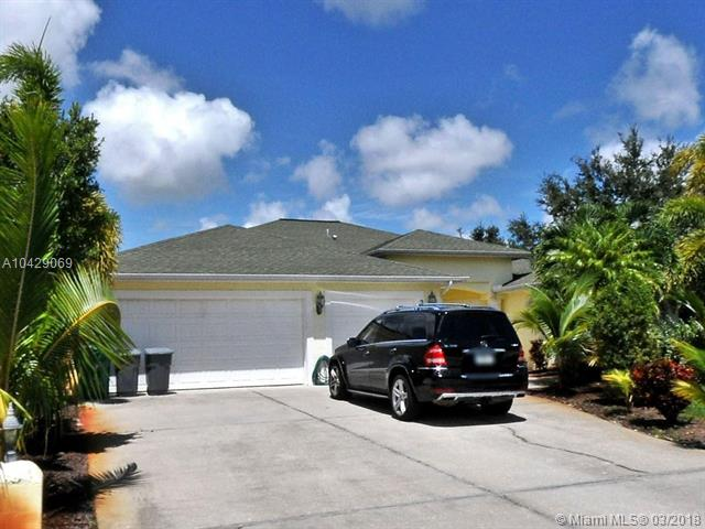 PORT ST LUCIE SECTION 34 REAL ESTATE
