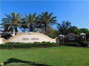 WILDWOOD OF DEER CREEK Wildwoo - Deerfield Beach - A10458669