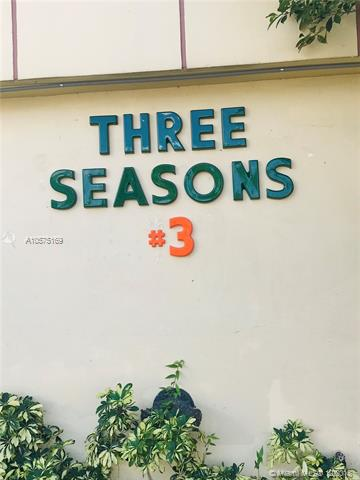 Three Seasons Condo