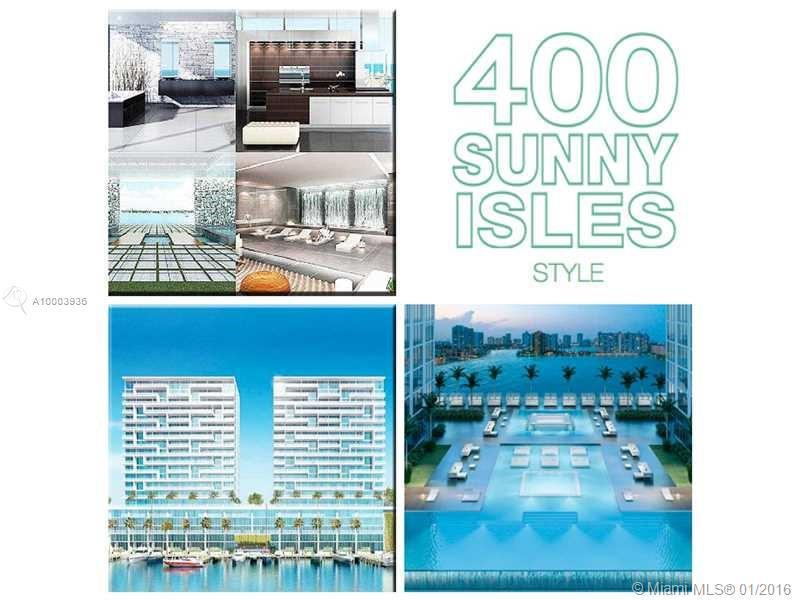 400 SUNNY ISLES REAL ESTATE