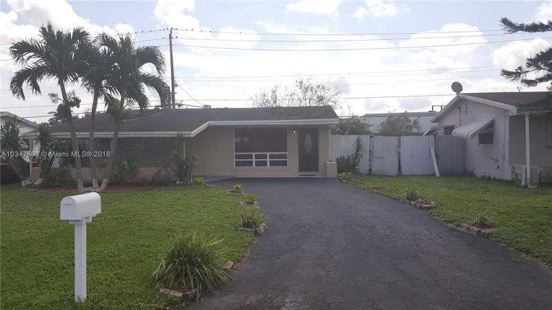 3051  Arthur St , Hollywood, FL 33021-5051