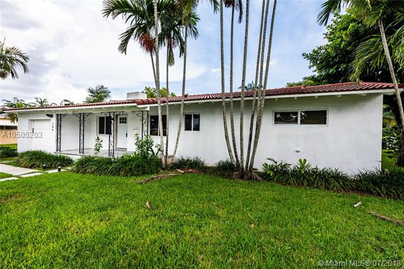 241  Cherokee St , Miami Springs, FL 33166-5174