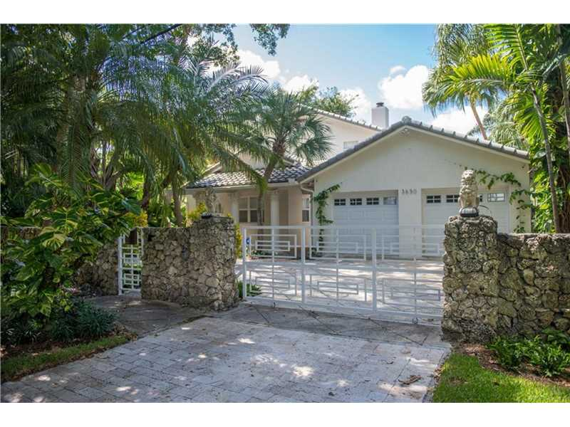 For Sale 3650   Poinciana Ave Coconut Grove  FL 33133 - El Dorado