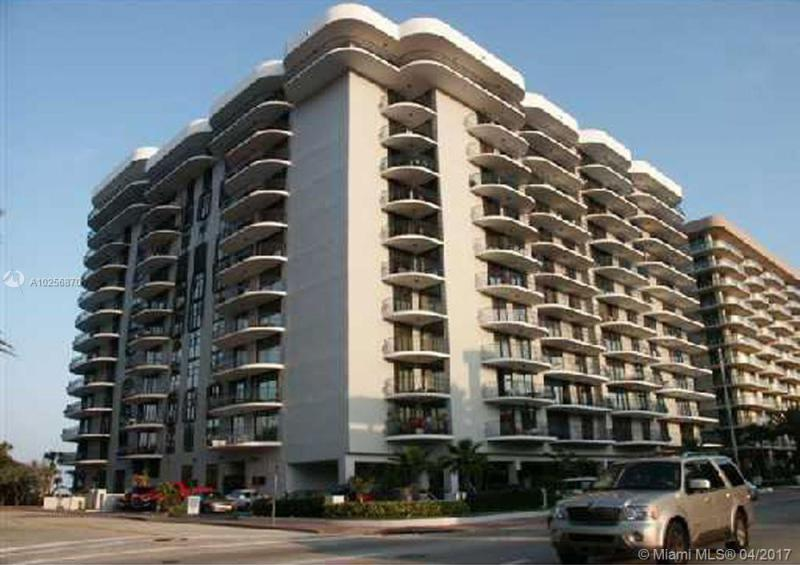 Real Estate For Rent 8877   Collins Ave #603 Surfside FL 33154 - Champlain Towers North Co