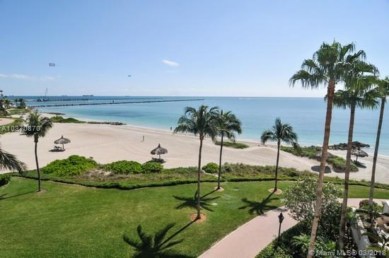 Oceanside Fisher Island