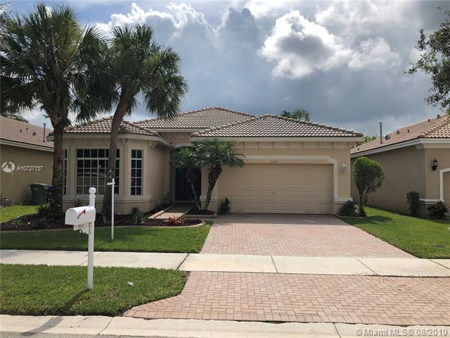6644 SW 194th Ave, Pembroke Pines, FL, 33332