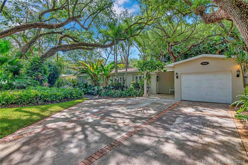 6450 SW 73rd St, Coral Gables in Miami-Dade County, FL 33143 Home for Sale