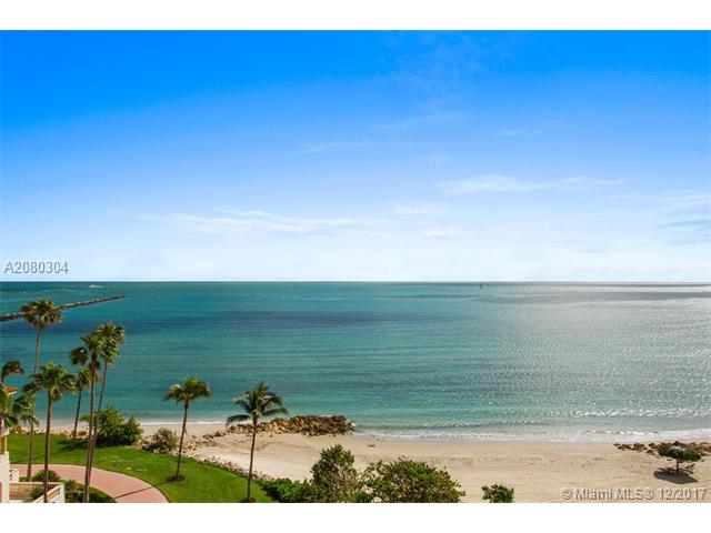 For Sale 7461   Fisher Island Dr #7461 Fisher Island  FL 33109 - Oceanside