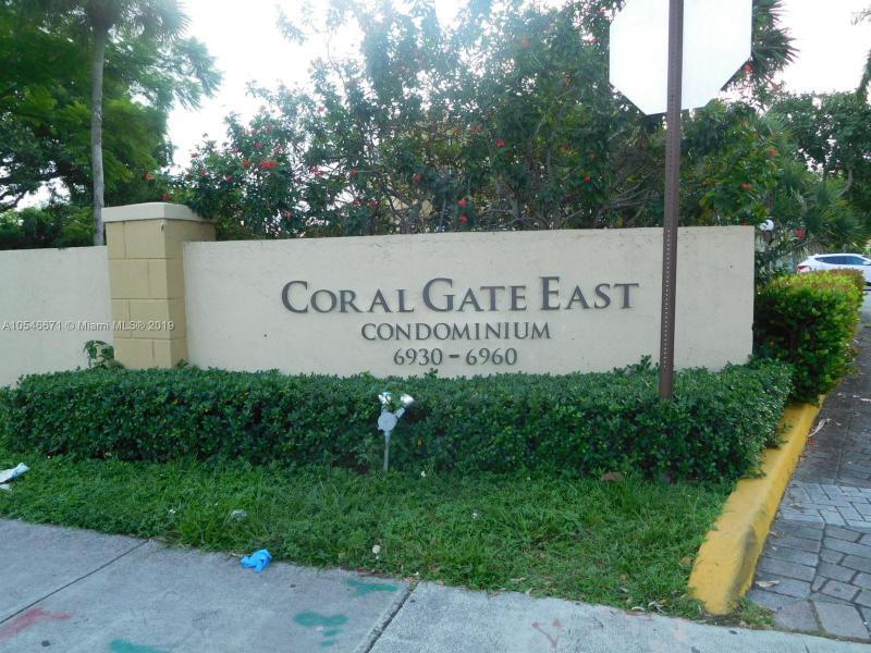 CORAL GATE EAST CONDO CORAL GA