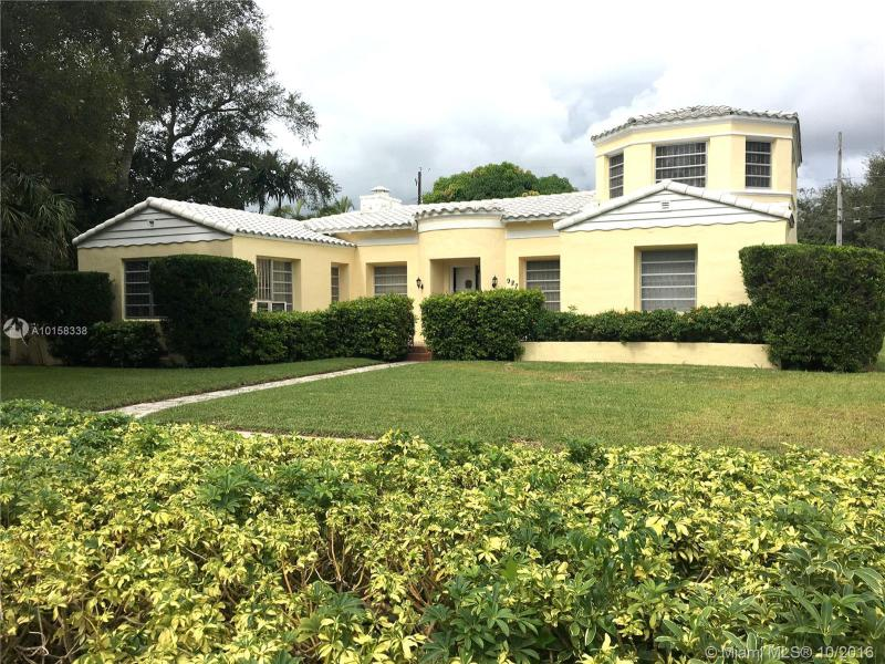 Miami Shores Single Family A10158338