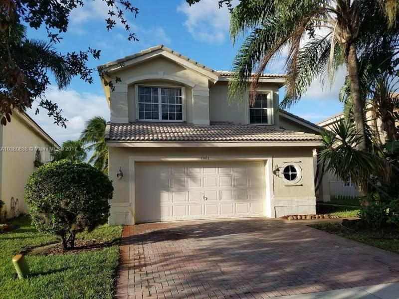 15811 SW 24th St,  Miramar, FL
