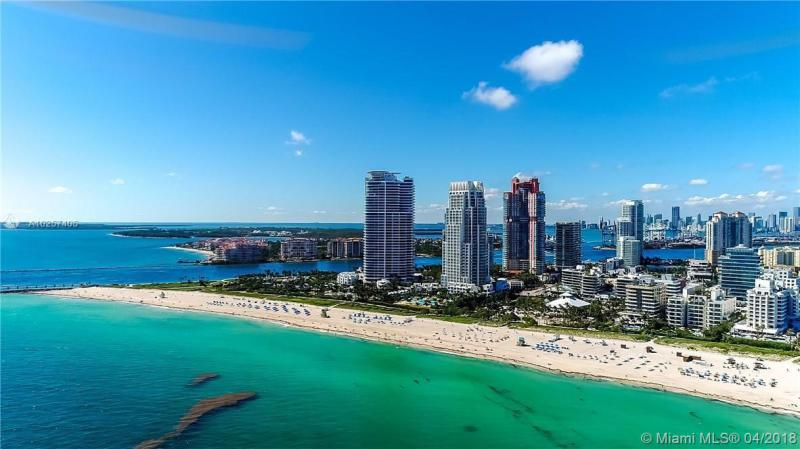 For Sale 50 S Pointe Dr #2105 Miami Beach  FL 33139 - Continuum