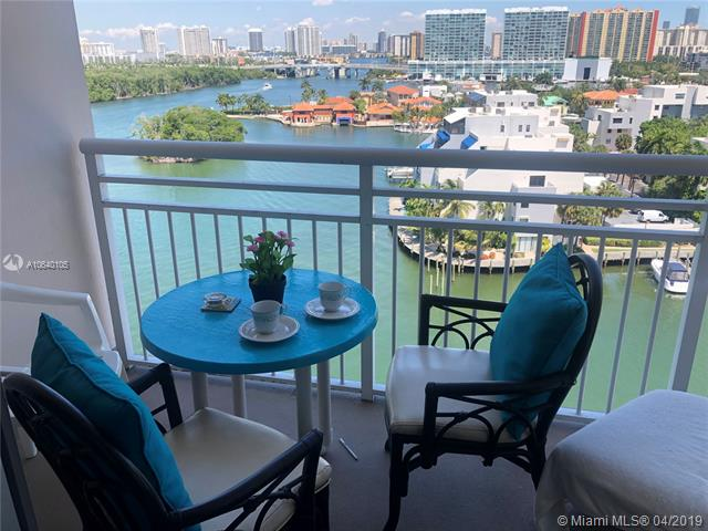 400  Kings Point Dr  Unit 1008, Sunny Isles Beach, FL 33160-4736