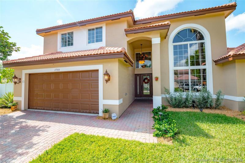 17308 SW 8th St, Pembroke Pines, FL, 33029