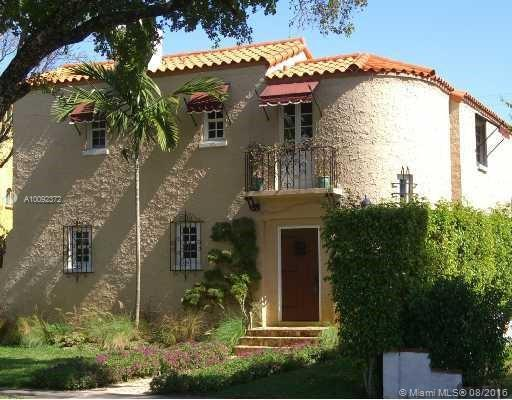 Coral Gables Residential Rent A10092372