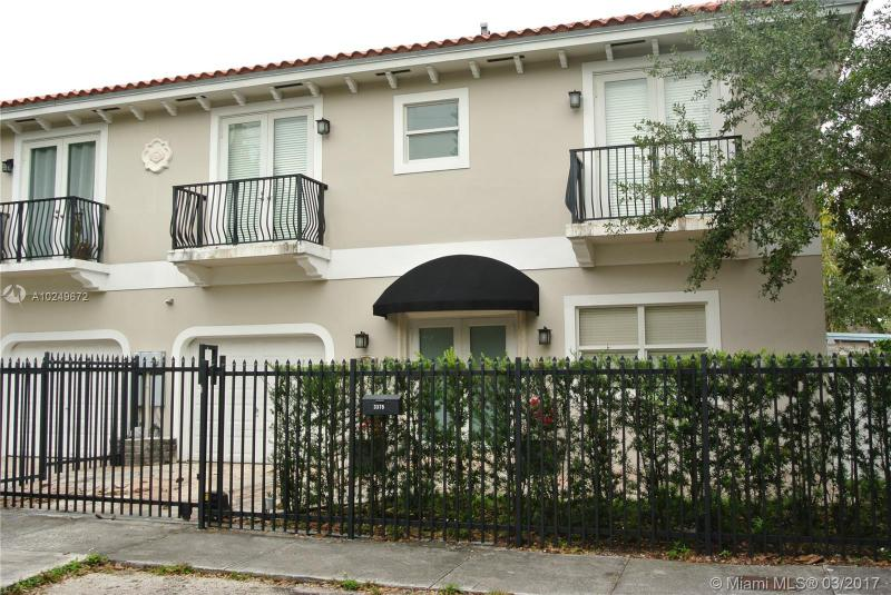 Real Estate For Rent 3375   Percival Ave #3375 Coconut Grove  FL 33133 - Frow Homestead