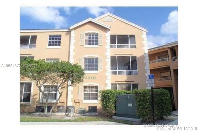 2485 NW 33rd St  Unit 1610, Oakland Park, FL 33309-6469