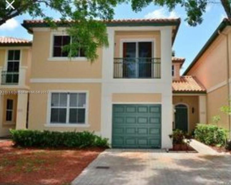 Miami Lakes Residential Rent A10333039