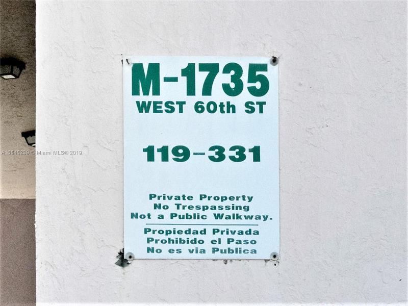 1735 W 60th St  Unit 0 Hialeah, FL 33012-6852 MLS#A10646239 Image 3