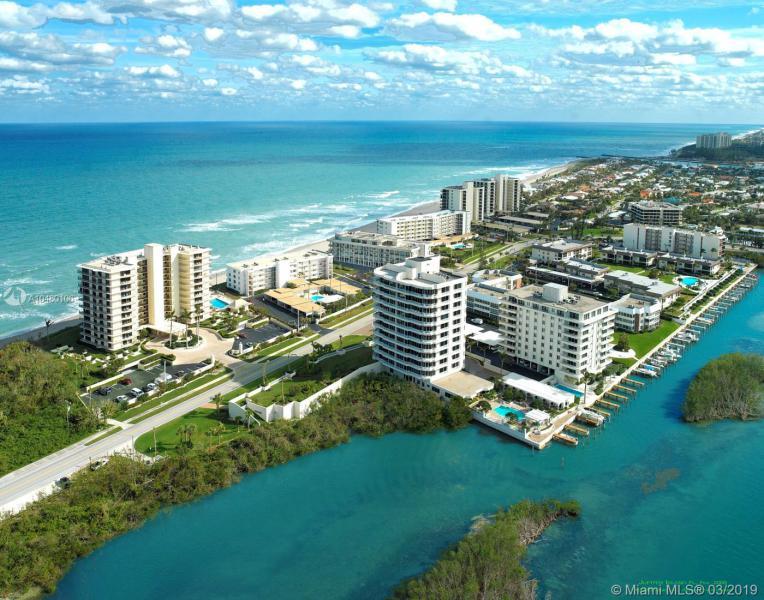 OCEAN TOWERS SOUTH CONDO OCEAN JUPITER FLORIDA