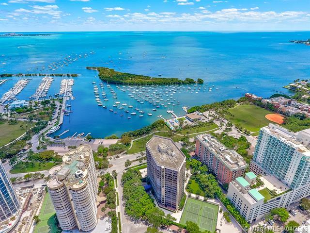 2901 S Bayshore Dr  14G, Coral Gables, Florida