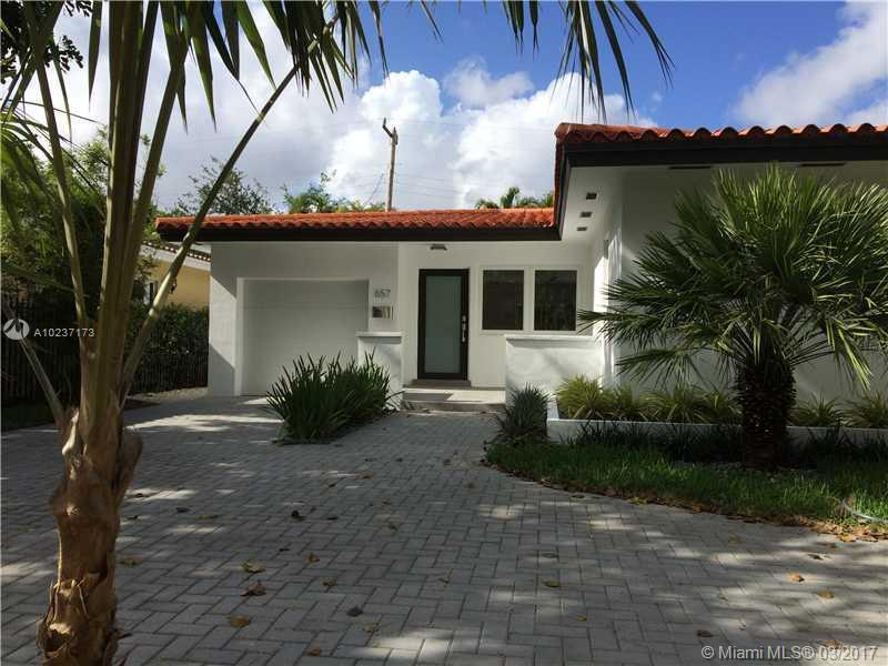 For Sale 657   Bird Rd Coral Gables  FL 33146 - Coral Gables Country Club