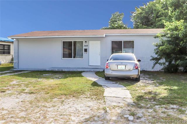 340 Dunad Ave, Opa Locka, FL, 33054