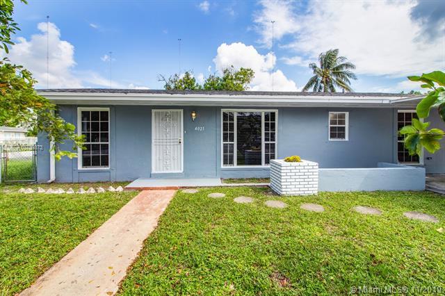 4021 NW 203 LANE, Miami Gardens, FL, 33055