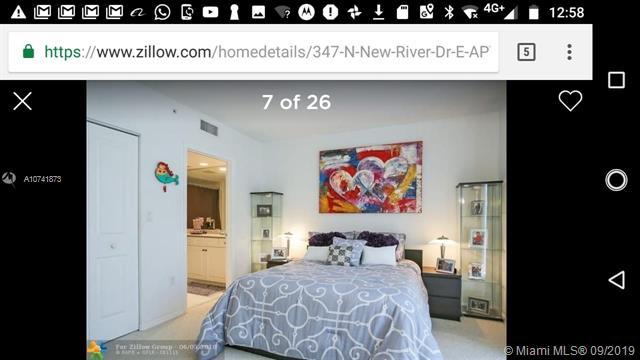347 N New River Dr E 1607, Fort Lauderdale, FL, 33301