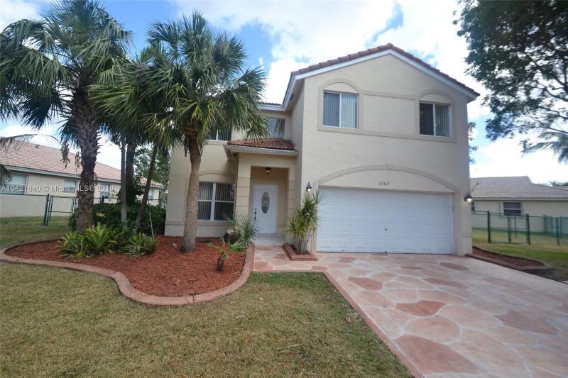 2367 SW 135th Ave,  Miramar, FL