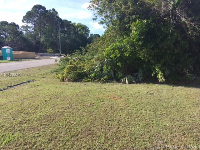 PORT ST LUCIE-SECTION 41- BLK 2921 LOT 27 (MAP 44/17S) (OR 3541-274)