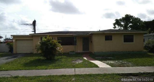 20434 NW 43rd Pl , Miami Gardens, FL 33055-1210