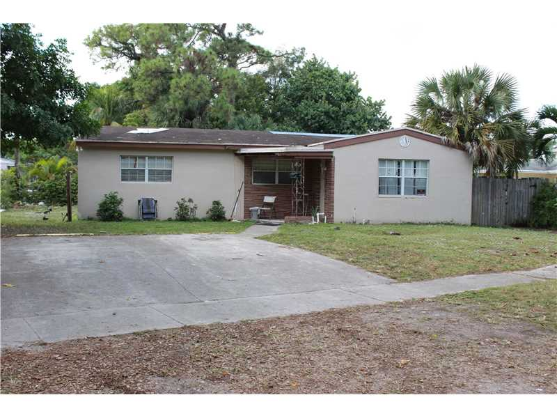 Fort Lauderdale Single Family A10179107