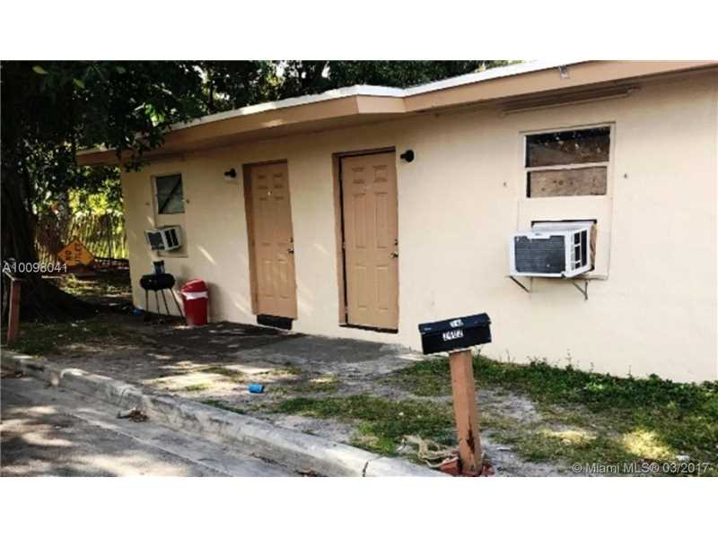 Fort Lauderdale Single Family A10098041