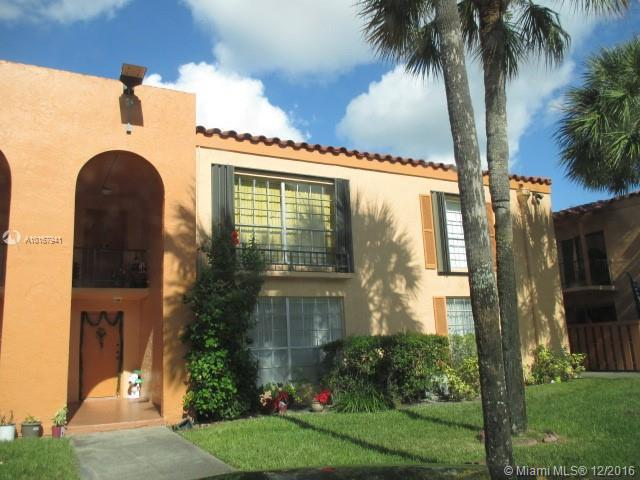 Miami Lakes Condo/Villa/Co-op/Town Home A10167941