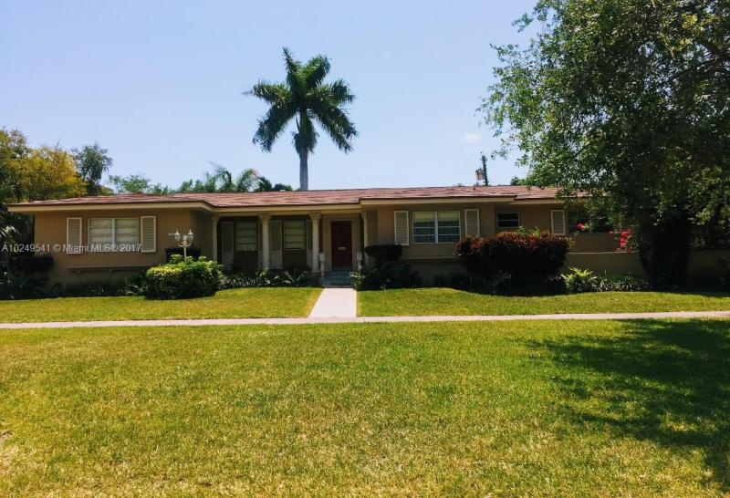 For Sale at 500   Miller Rd Coral Gables  FL 33146 - C Gab Riviera Sec 10 - 3 bedroom 3 bath A10249541_1