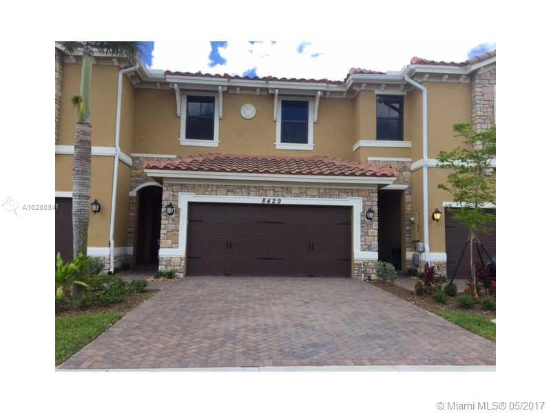 8301 128TH LN  Unit 21, Parkland, FL 33076
