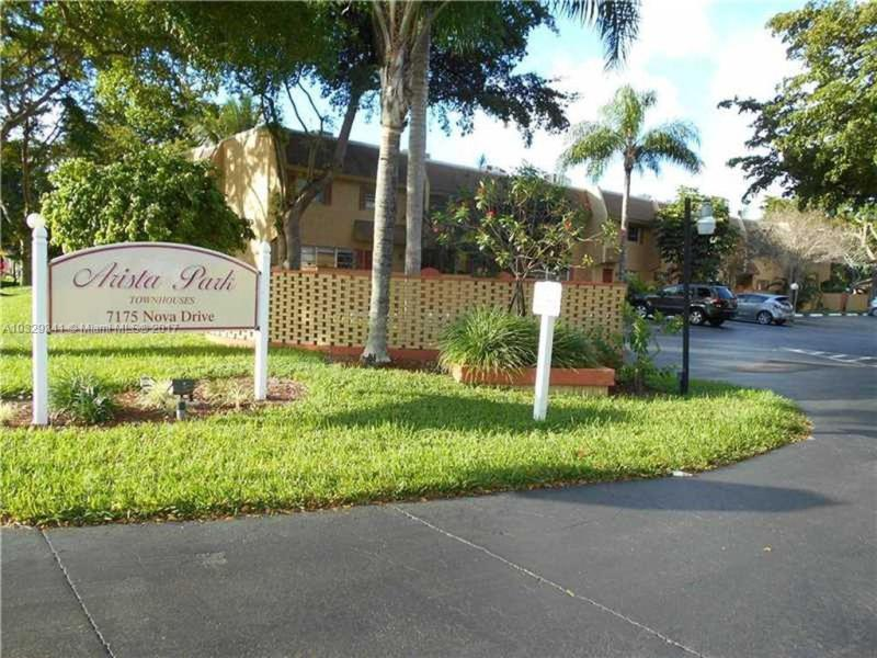 3271  Sabal Palm Mnr  Unit 207, Davie, FL 33024-9005