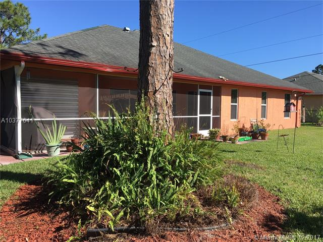 PORT ST LUCIE SECTION 7 REAL ESTATE