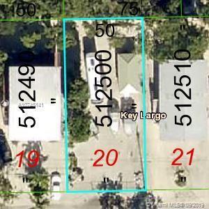 22 Bonita Ave, KEY LARGO, FL, 33037
